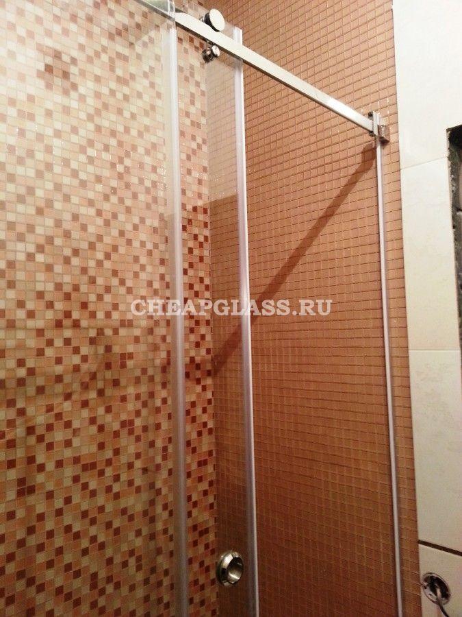 Душевые системы с раздвижными створками на заказ. Sliding shower doors.