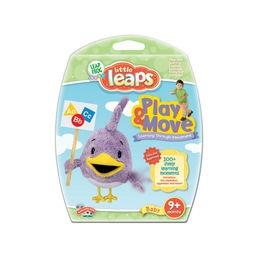 LeapFrog: LeapFrog Baby: Little Leaps: Play & Move Age: 9 + Months Language: English UPC: 708431102163