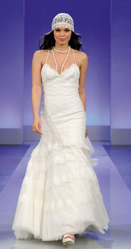 Robe de mariée style bohème chic  Robe de mariée  Pinterest