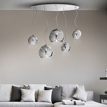 DISCOVERY SP5 - Ideal Lux