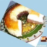 Арабский десерт Кодрит Кадир, очень популярен в Болгарии