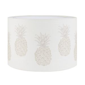Pineapple Drum Shade 14 Inch