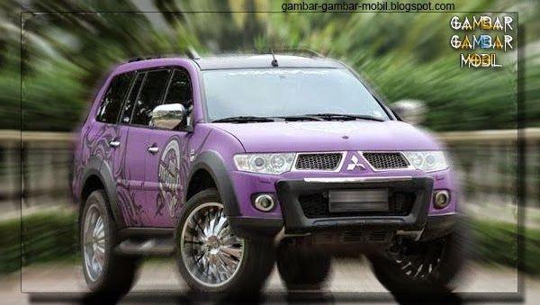 Galeri Foto Modifikasi Mobil Pajero Sport Terbaru | Modif ...
