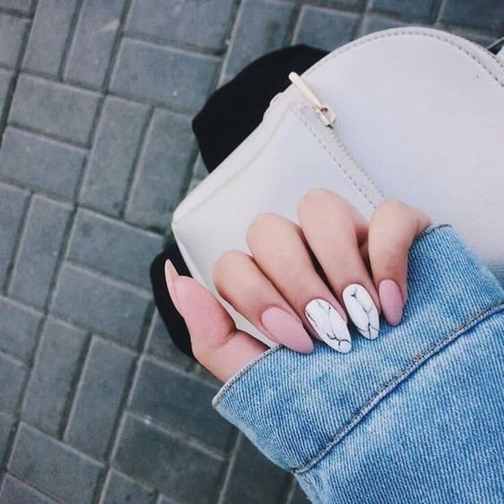 40 Natural Elegant Summer Nail Designs To Prepare For Parties And Holidays 2019 – Site –  #de…