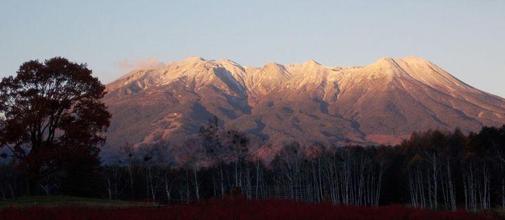 開田高原は長野県御岳山の麓1000m〜1500mにひろがっています。 長野県木曽郡木曽町開田高原の公式ホームペジです。