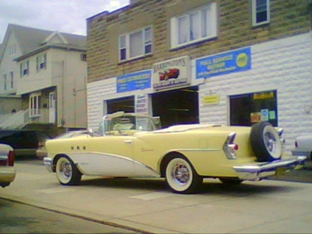 1955 Buick Special Convertible..Re-pin brought to you by agents of #Carinsurance at #HouseofInsurance in Eugene, Oregon