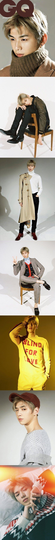Wanna One's Kang Daniel models the latest winter looks in GQ Korea   Koogle TV