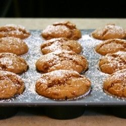 Pumpkin Muffins -time for back to school and after school snacks. One of the favorites at my house is pumpkin muffins! Amy L.