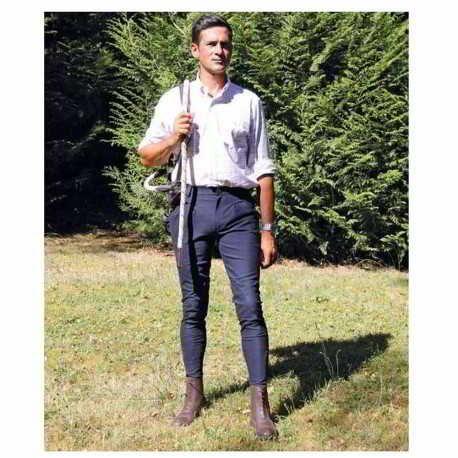 Pantalon d'équitation hommes Performance Fabio