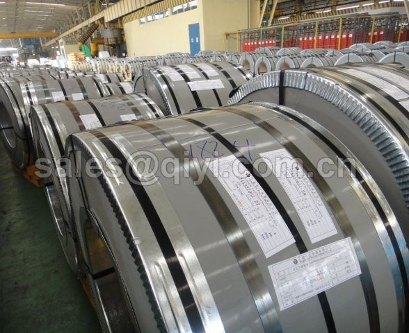 http://430stainlesssteelsheets.blogspot.com   #304_stainless_steel strip due to the addition of titanium metal, so it has better resistance to intergranular corrosion resistance and high temperature strength.