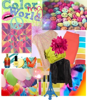 """Color"" by pradisa on Polyvore"
