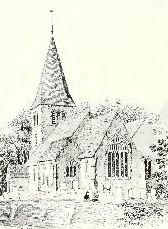 Merstham, Surrey