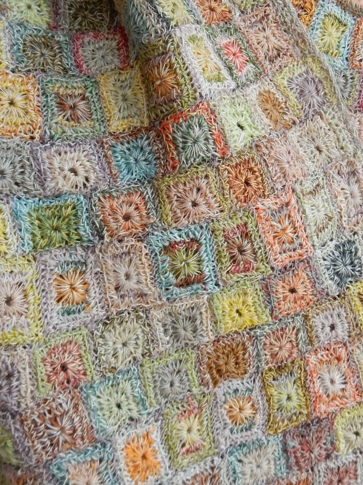 """""""Cartel"""" Small Scarf - Sophie Digard crochet"""