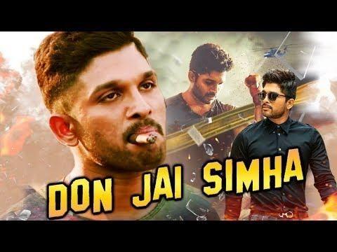 Don Jai Simha 2018 Latest Action Hindi Movies New Hindi Dubbed Hot Movies
