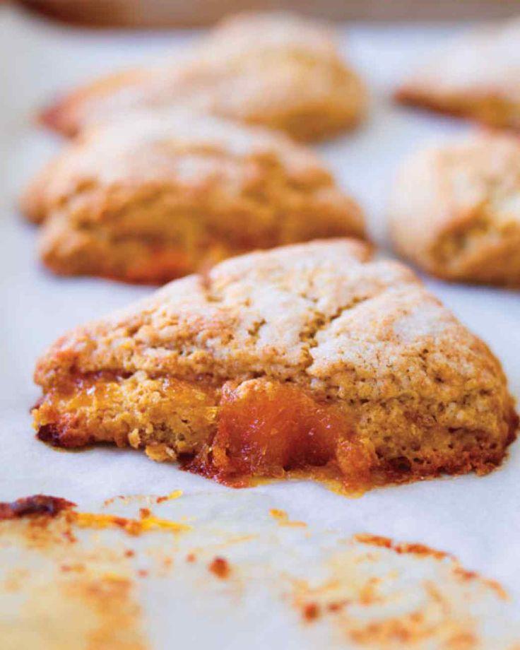 Marmalade Barley Scones Recipe Barley Flour Marmalade And Golden Brown