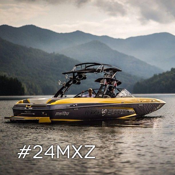 Malibu Boats - 2013 Wakesetter 24 MXZ #wakeboarding #24MXZ #malibuboats