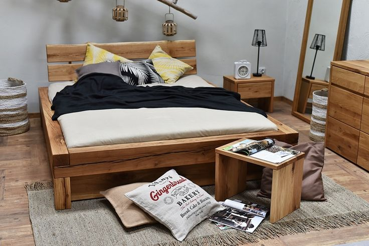 dębowe meble do sypialni - kolekcja Dream Bedroom