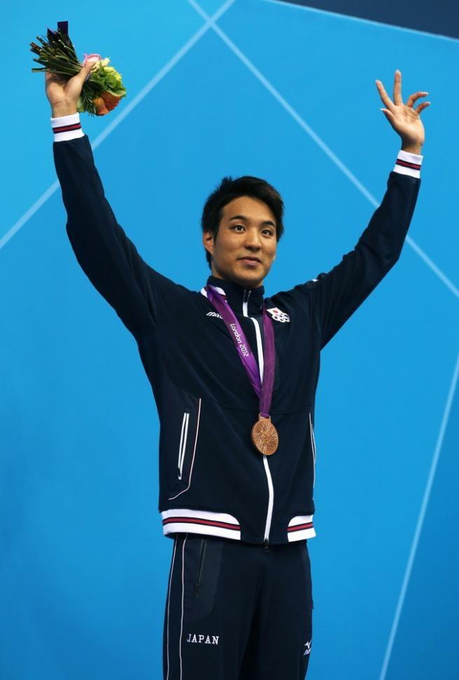 競泳 男子200m平泳ぎ決勝