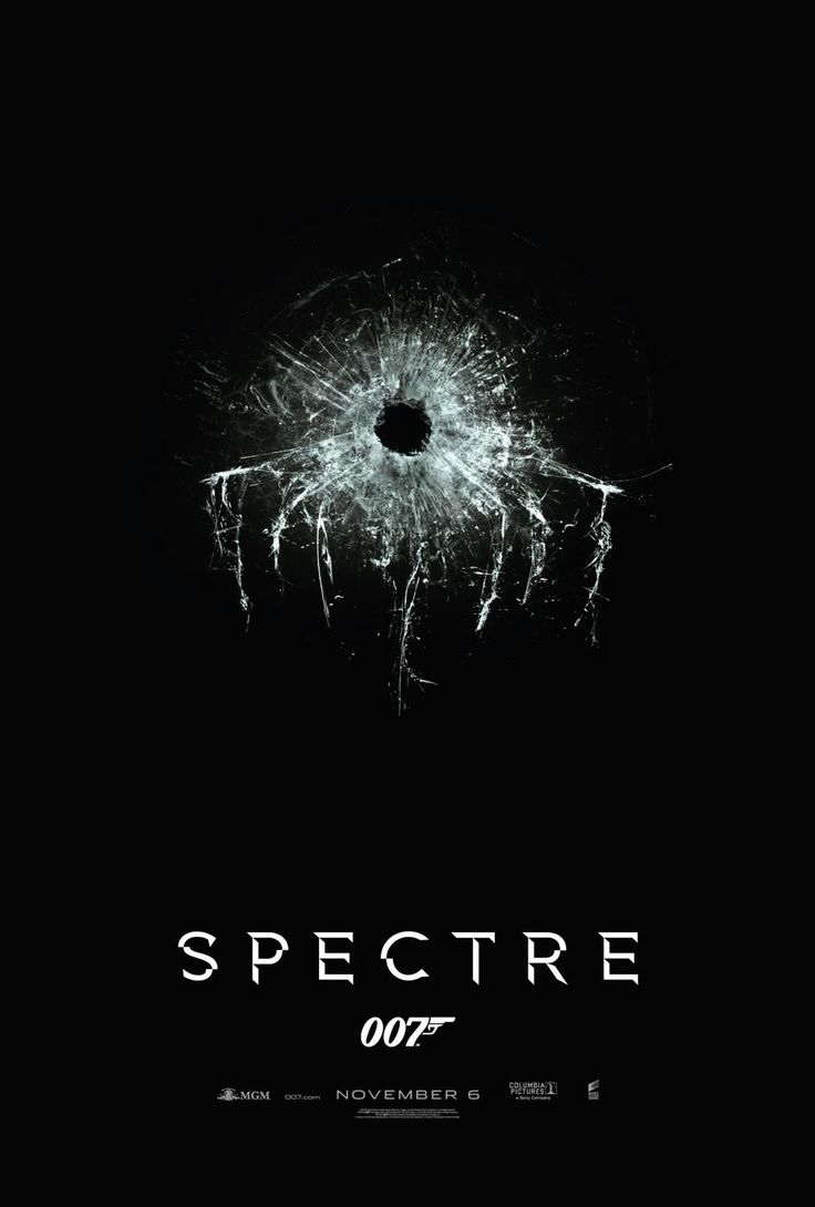 Spectrewill be the twenty-fourthJames Bondfilmproduced byEon Productions. It will be directed bySam Mendesand features Daniel Craigin his fourth performance asJames Bond. The majority of the creative crew from Skyfall is returning: in addition to Craig and Mendes, John Logan, Neal Purvis and Robert Wade are also returning as screenwriters. The film received the worldwide release date of November 6, 2015.