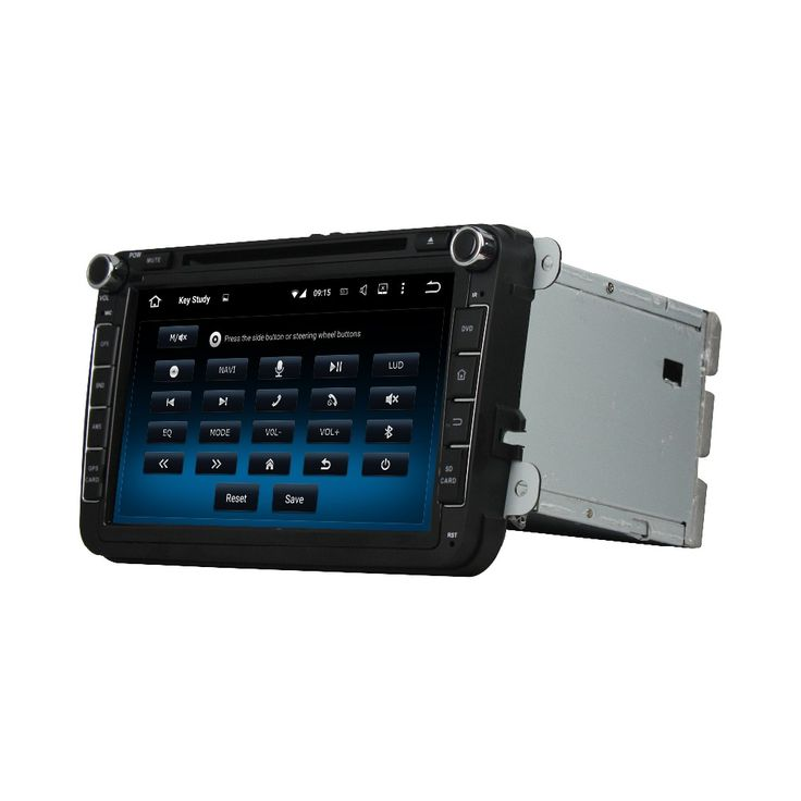 "Fit for Skoda Octavia II FABIA SUPERB Octavia III 2 3 8"" android 5.1.1 system HD 1024*600 car dvd player gps radio 3G wifi"