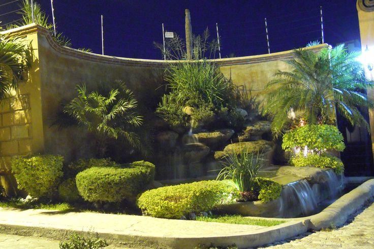 Entrada villas del sol  Cuernavaca, Morelos, Mexico www.constructoraaviga.com