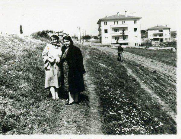 Çayır çimen Acıbadem #istanbul #istanlook #birzamanlar #oldpics