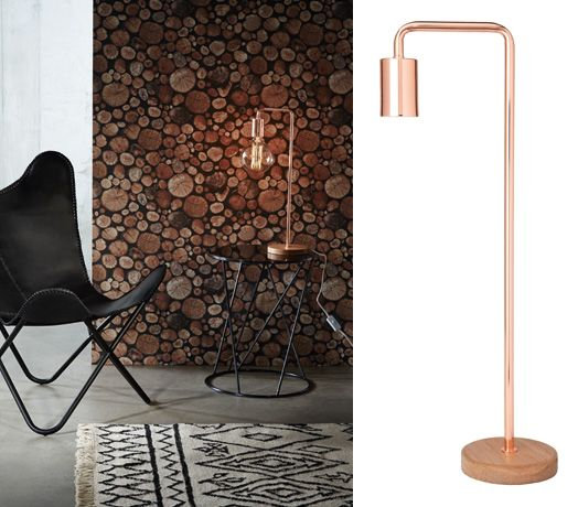 Metro table lamp from Freedom