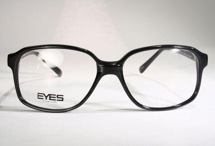 Details about Women's New FASHION EYES Black Oversize Eyeglasses Optical Frames … – Brillen Modelle