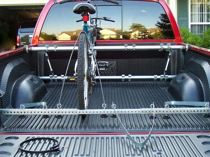 Truck Bed Bike Rack Прицепы