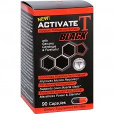 Fusion Diet Systems Active T Black - 90 Capsules