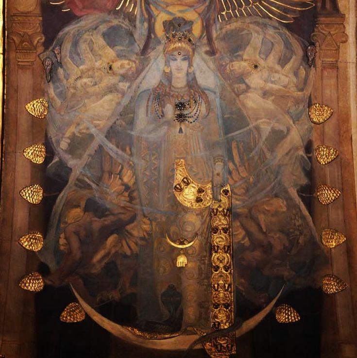 Por guerreropirata*   La Diosa Madre, pareja de Yahveh, ha sido excluida dolosamente de  la Biblia, ante la construcción de un paradigma ...