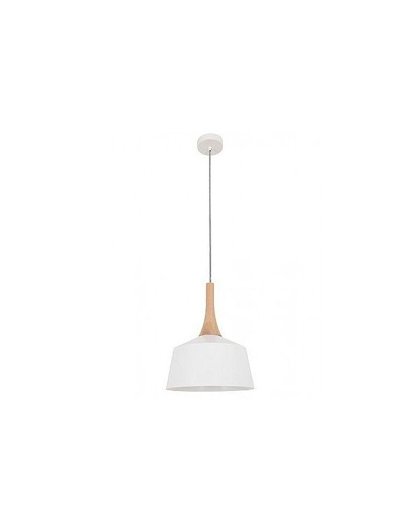 husk 270mm pendant white - Lighting Direct