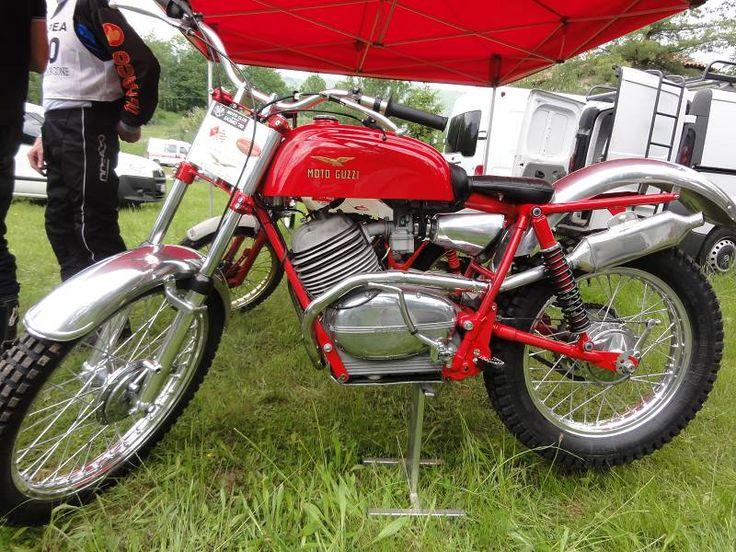 Moto Guzzi Trial