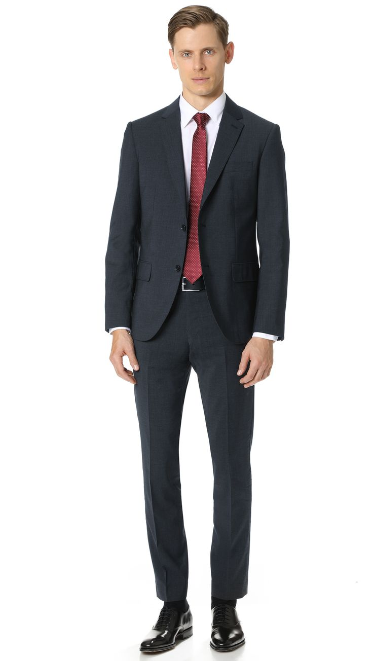 Club Monaco Grant Wool Suit Jacket. Office. Smart. Elegant. Style