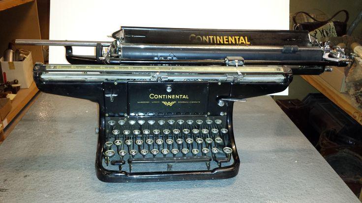 Skrivemaskine #OldSchoolGrand