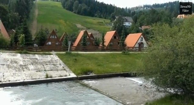 Silesia Beskid - Brenna and shelter Błatnia Village on the river Bładnice  Brenna is the starting point for hiking trails Silesian Beskid. A popular trail is the trail to the top Błatnia 917 m n.p.m http://youtu.be/a1spdZxIeKk     http://youtu.be/_KTCwmo693U