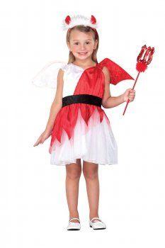 halloween costumes naughty little angel - Kids Angel Halloween Costume