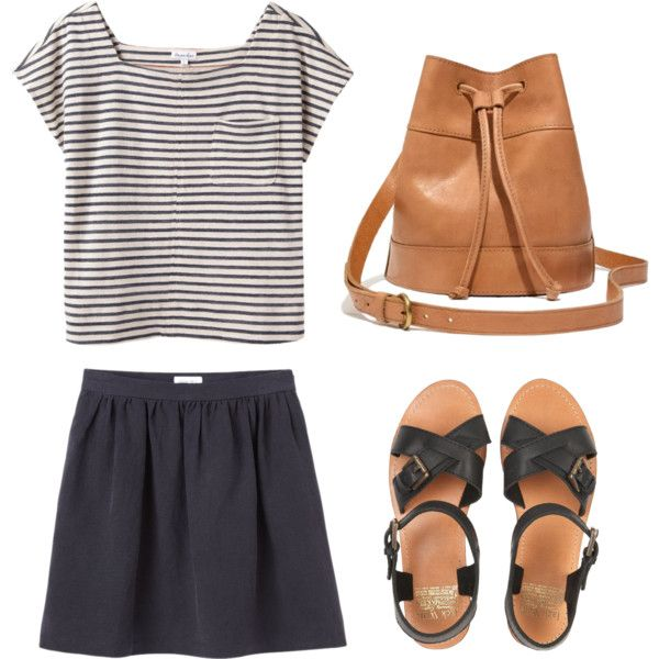 Steven Alan t-shirts, Steven Alan skirts and Jack Wills sandals. Find this  Pin and more on wear ...