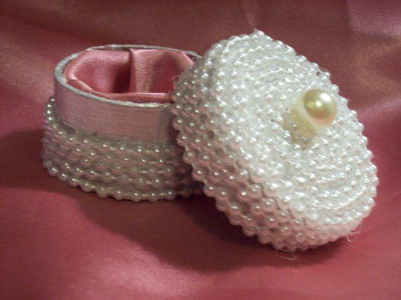 Pearl Dust Box #bestofEtsy #etsy #handmade #design #gifts