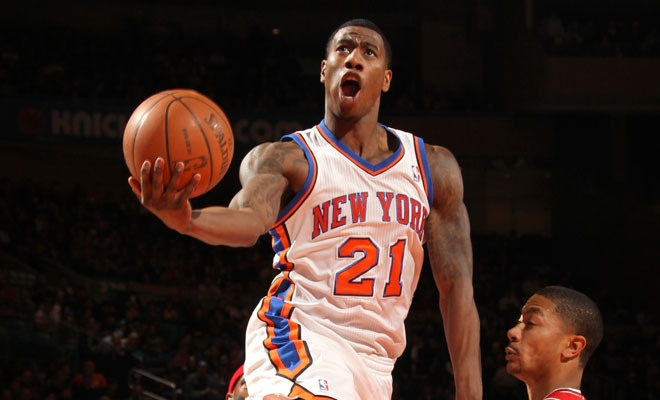 NBA All-Rookie 1st TEAM: Shumpert