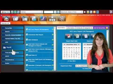 Zambion Payroll Reports | Zambion Payroll Software Systems