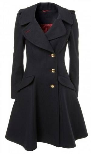 This is the most BEAUTIFUL Peacoat ever
