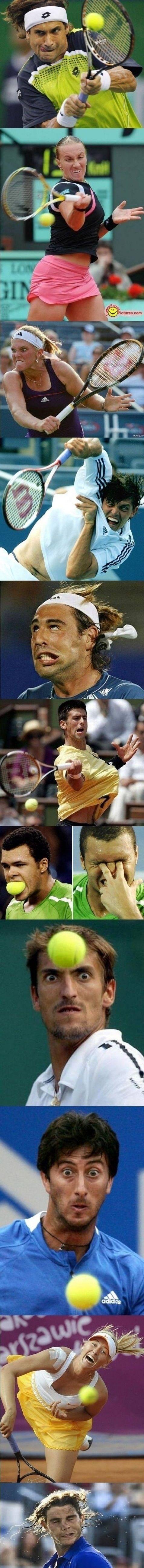 tennis:/ more entertaining than ever!!!