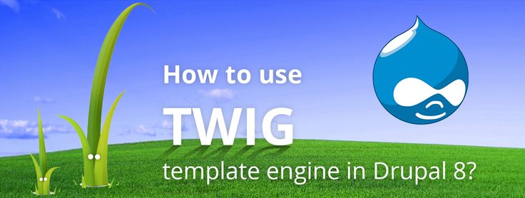 Twig template engine in Drupal 8
