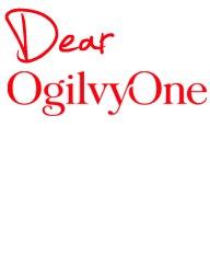 Dear Ogilvy One,