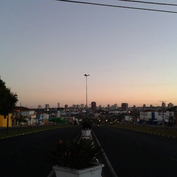 A Cidade!