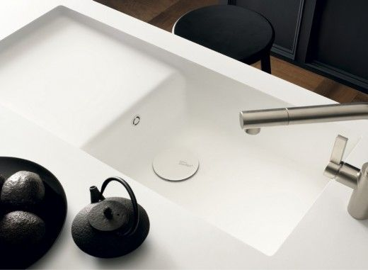 DuPont Corian Ready Made Kitchen Sinks: Elegant, Versatile, Hygienic And  Durable Solutions For The Home   Beauty And Functionality