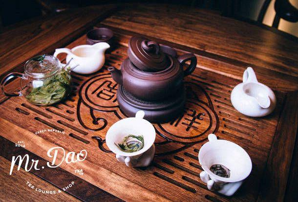 Представляем: чайная и магазин китайского чая нового формата Tea Lounge & Shop - Mr. Dao (Прага)