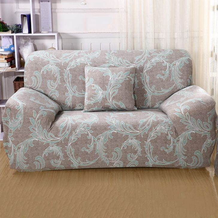 Some Good Loveseat Sofa Covers Ideas With Texture Sofa