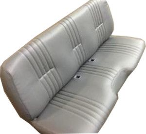 1995 Through 2000 GMC Topkick Replacement Vinyl Seat Cover This Replaces The